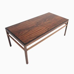 Rosewood Coffee Table from Søren Wiladsen, 1969