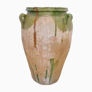 Clay Pottery Vase, 1940s