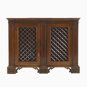 18th-Century Italian Walnut Cabinet