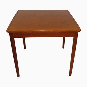 Scandinavian Teak Dining Table by Poul Hundevad for Hundevad & Co., 1960s