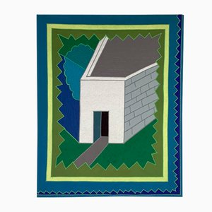 Tapestry by Ettore Sottsass, 1980s
