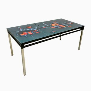 Vintage Tile Coffee Table by Adri