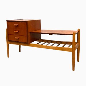 Mid-Century Danish Sideboard by Arne Wahl Iversen for Vinde Mobelfabrik