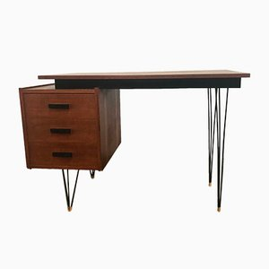 Vintage Teak Lady Desk by Cees Braakman