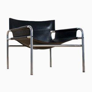 Chaise SZ14 Moderniste par Walter Antonis pour 't Spectrum, 1970s