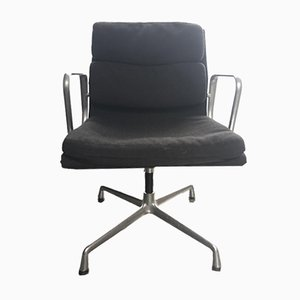 EA207 Drehstuhl aus Aluminium von Charles & Ray Eames für Vitra, 1990er
