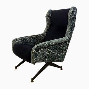 Italienischer Sessel von Nello Pini, 1960er
