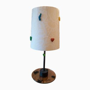 Vintage Table Lamp by J.Charles Castelbajac