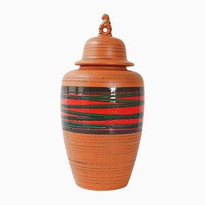 Vintage German Ceramic Vase, 1970s