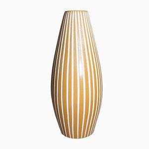 Vase Inca Mid-Century en Céramique par Ingrid Atterberg pour Upsala Ekeby