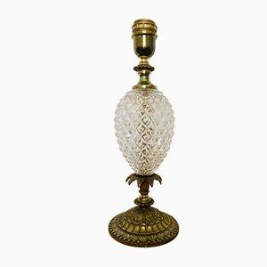 Lámpara de mesa en forma de piña, años 70