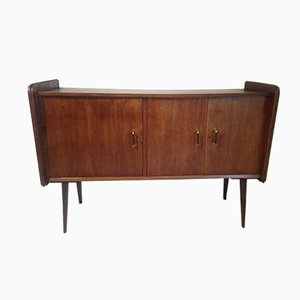 Mid-Century Sideboard with Compass Legs from SAM, 1950s