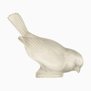 Moineau Hardi Paperweight by René Lalique, 1930s