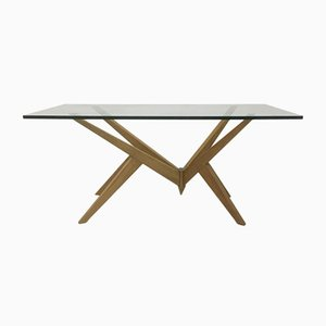 Table Basse Angulaire, Italie, 1950s