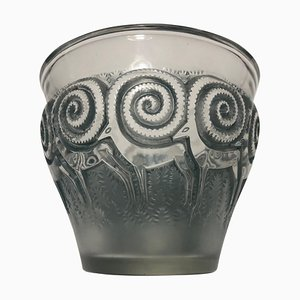 Rennes Vase von René Lalique, 1930er