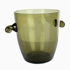 Cubitera danesa de vidrio, años 60