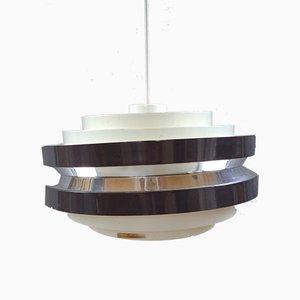 Lampe à Suspension par Carl Thore pour Granhaga Metallindustri, Suède, 1960's