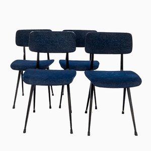 Result Stühle von Friso Kramer, 1960er, 4er Set