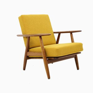 Model GE-240 Cigar Chair by Hans J. Wegner, 1960s