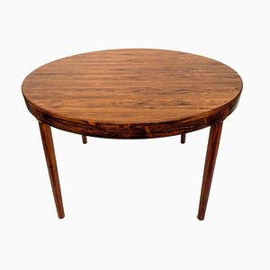 Rosewood Extendable Dining Table by Ib Kofod-Larsen, 1950s