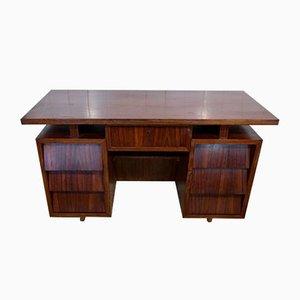 Portugiesischer Schreibtisch aus Palisander, 1950er