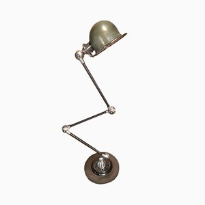 Industrial Articulated Table Lamp by Jean-Louis Domecq for Jieldé, 1950s