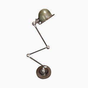 Industrielle verstellbare Tischlampe von Jean-Louis Domecq für Jieldé, 1950er