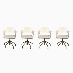 B32 HO Swivel Chairs by Robby Cantarruti & Francesca Petricich for Arrmet, 2000s, Set of 4