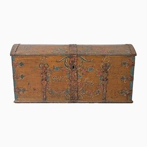 Swedish Marriage Chest, 1795