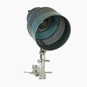 Filmlampe aus Aluminium von Berkey, 1960er