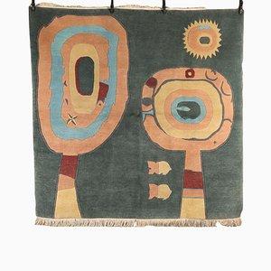 Tibetischer Teppich, 1940er