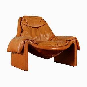 Armchair by Vittorio Introini for Saporiti Italia, 1980s