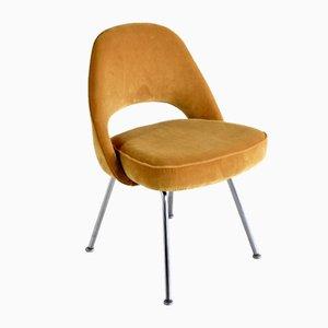 Chaises No. 72 par Eero Saarinen pour Knoll International, 1950s, Set de 3