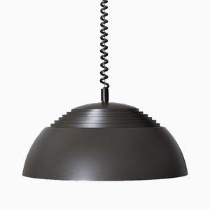 Lámpara colgante Royal danesa de Arne Jacobsen para Louis Poulsen, años 60