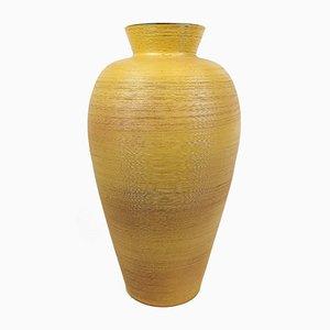 Vaso grande di Anna-Lisa Thomson per Upsala Ekeby, Svezia, anni '40