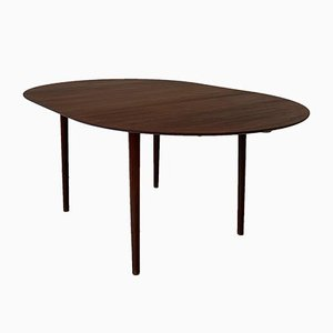 Table de Salle à Manger Extensible par Peter Hvidt & Orla Mølgaard Nielsen pour Søborg Møbelfabrik, 1960s