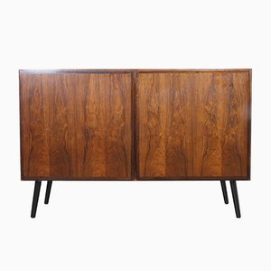 Vintage Danish Model 4 Rosewood Sideboard from Omann Jun, 1960s