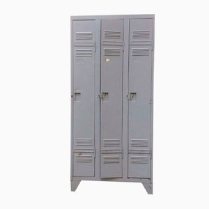 Mid-Century Metal Lockers, 1960s