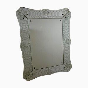 Wall Mirror by Pietro Chiesa for Fontana Arte, 1930s