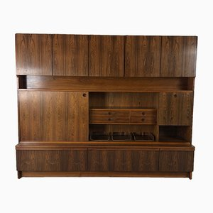 Rosewood Wall Unit by Robert Heritage for Archie Shine, 1960s