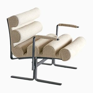 Fauteuil Roll par Joe Colombo, 1964