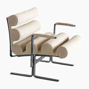 Roll Armchair by Joe Colombo for Luigi Sormani, 1964