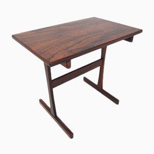 Vintage Danish Rosewood Coffee Table, 1970s
