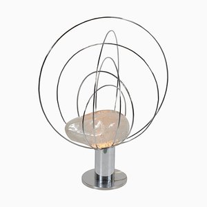 Sculptural Table Lamp by Angelo Brotto for Esperia, 1960s
