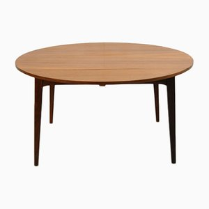 Teak Dining Table by Louis van Teeffelen for WéBé, 1960s