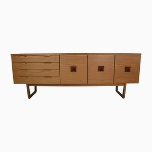 English Teak Sideboard, 1960s