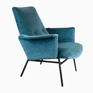 Französischer Sessel von Pierre Gauriche für Steiner, 1950er