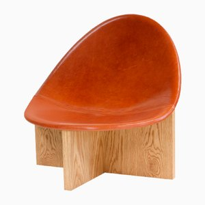 Contemporary Nido Lounge Chair