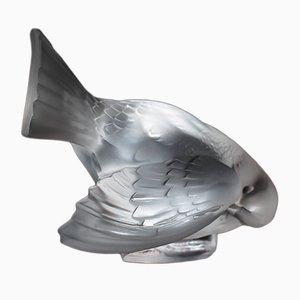 Vintage Coquet Sparrow by René Lalique