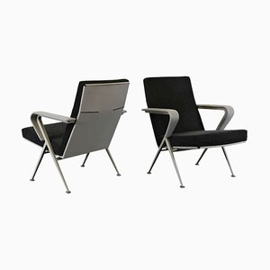 Repose Armchairs by Friso Kramer for Ahrend De Cirkel, 1967, Set of 2